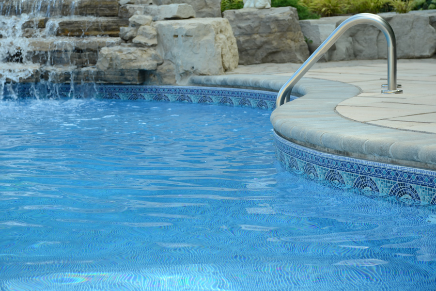 The Davies Inground Pool Boldt Pools And Spas
