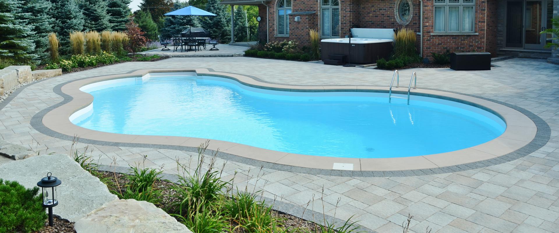 Dechellis Inground Pool Banner