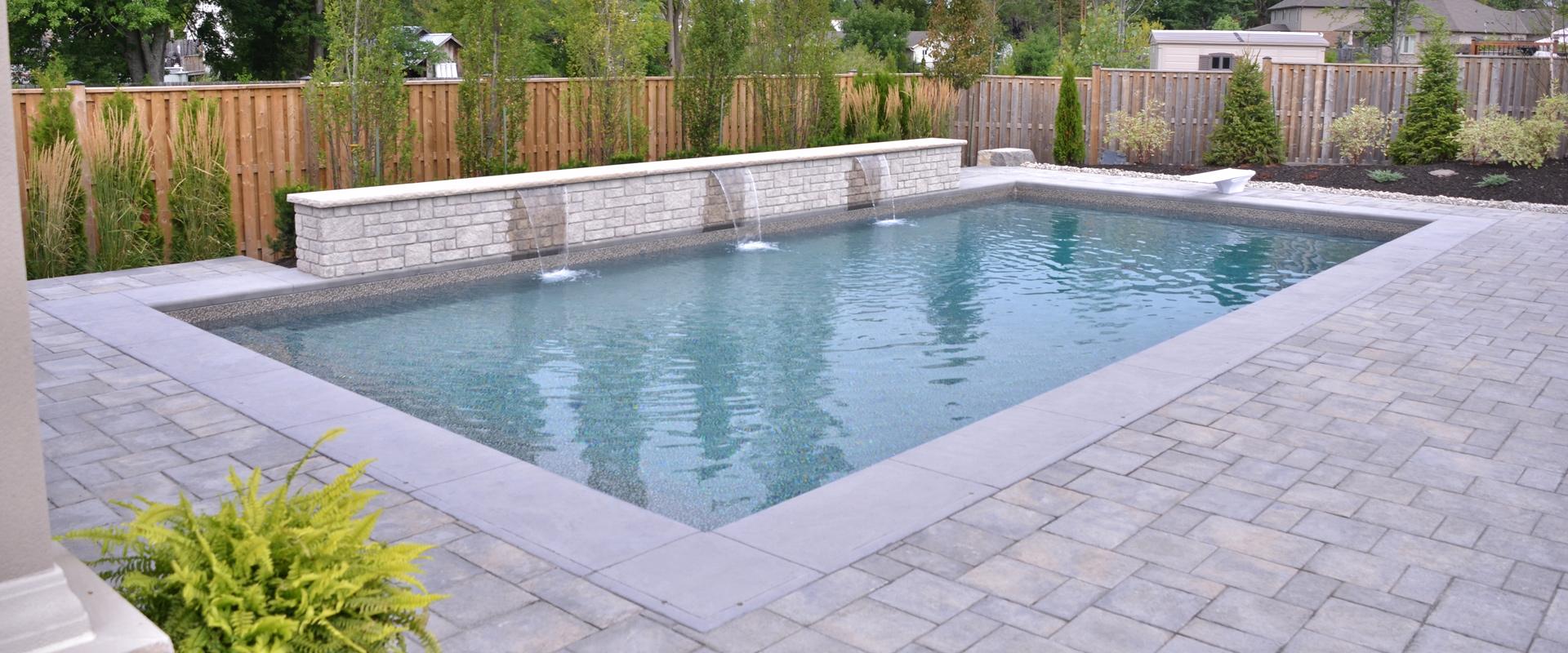 Falvos Inground Pool Banner