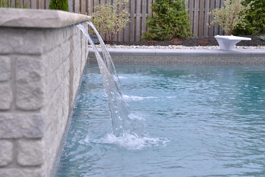 The Falvos Inground Pool Boldt Pools Amp Spas