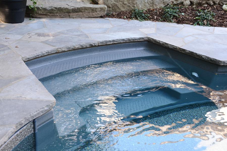 The Hrycuskos Inground Pool Boldt Pools Amp Spas
