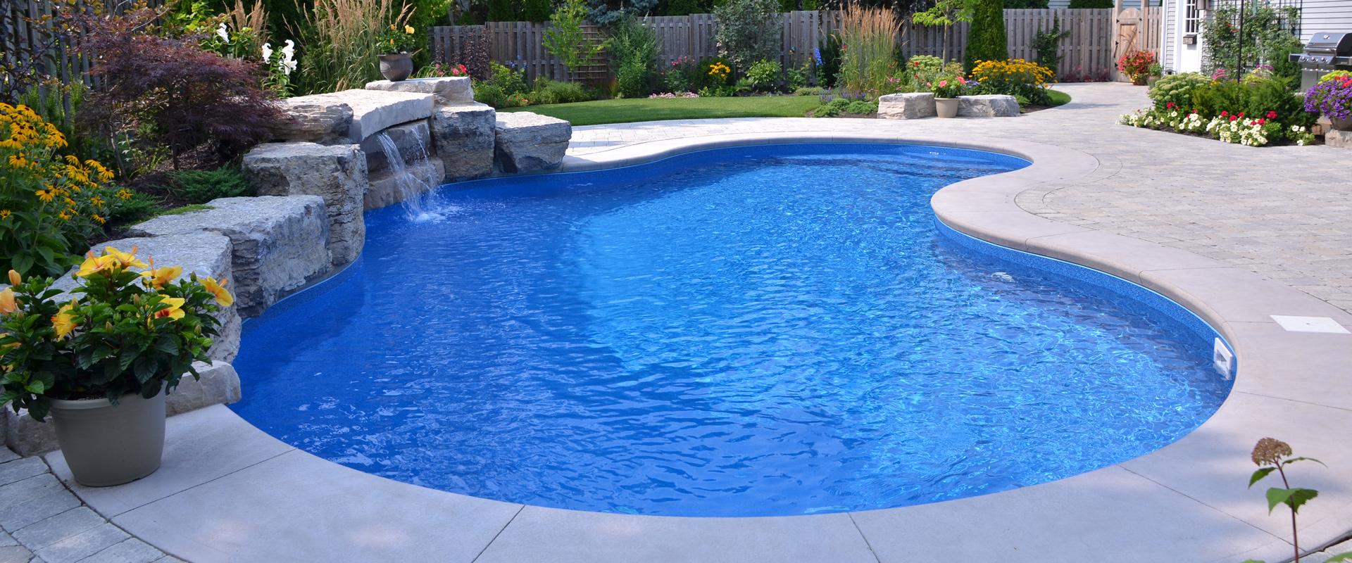Bob Inground Pool Banner