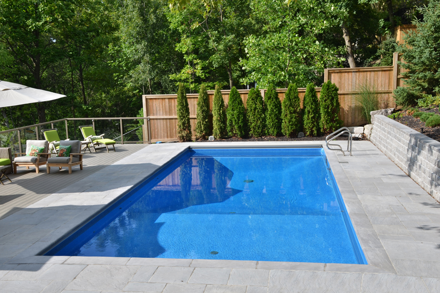 The Jones Inground Pool Boldt Pools Amp Spas