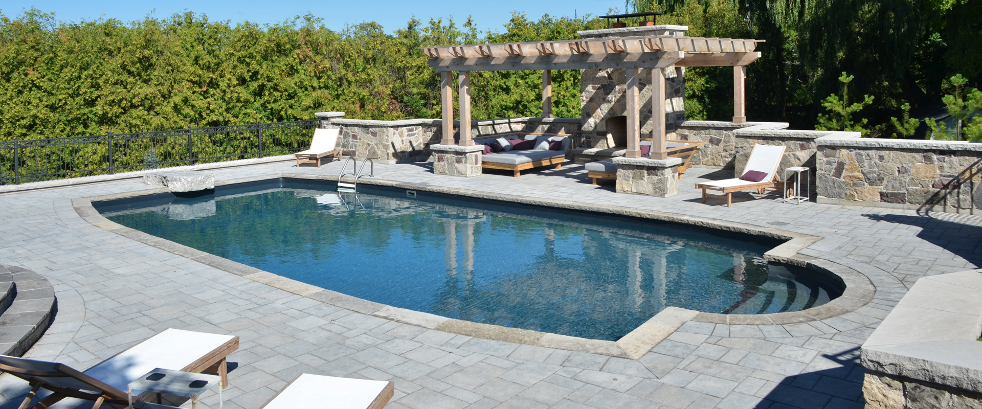 Quasts Inground Pool Banner