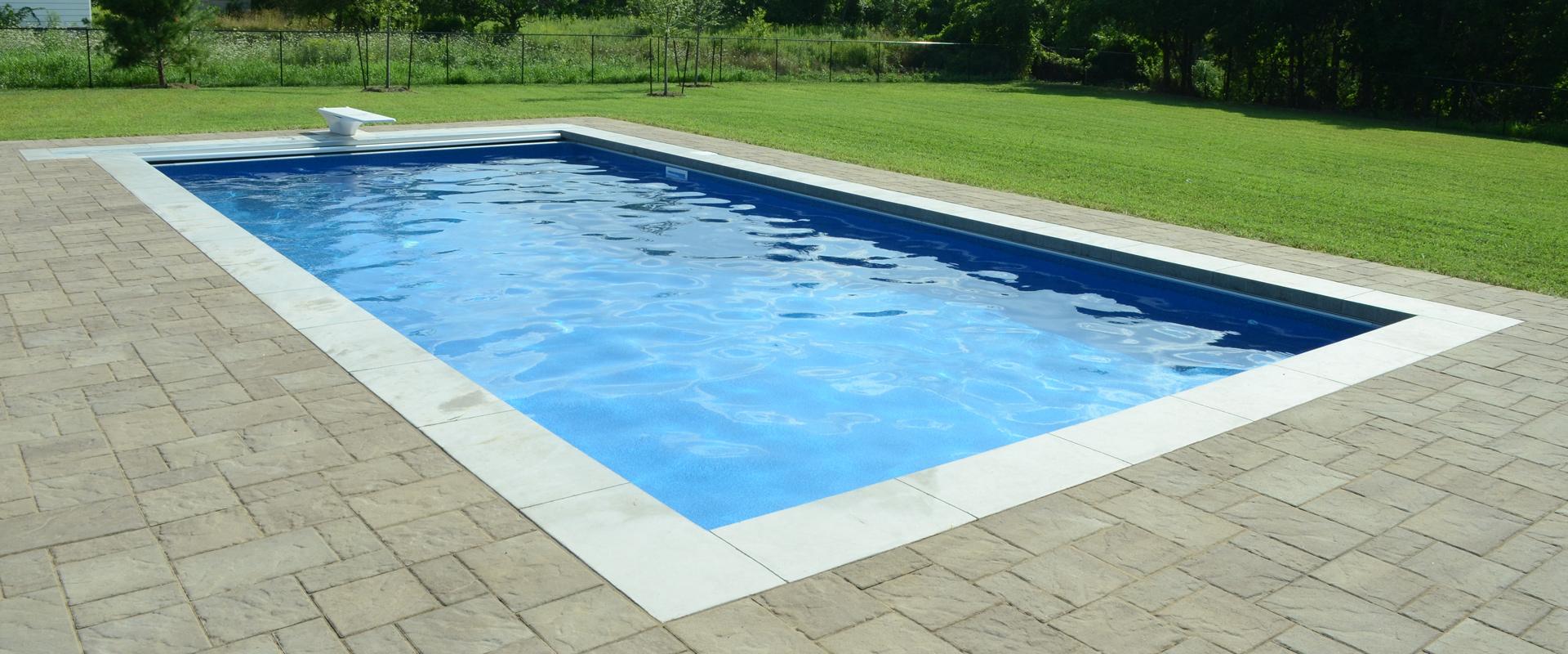Smiths Inground Pool Banner