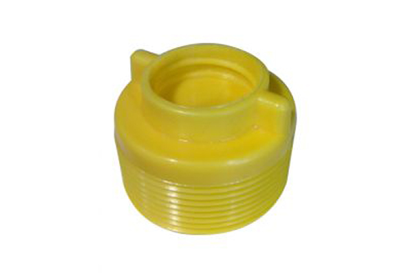 Feherguard Yellow Threaded Plug