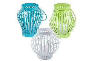 Small Assorted Colour Lanterns 144713