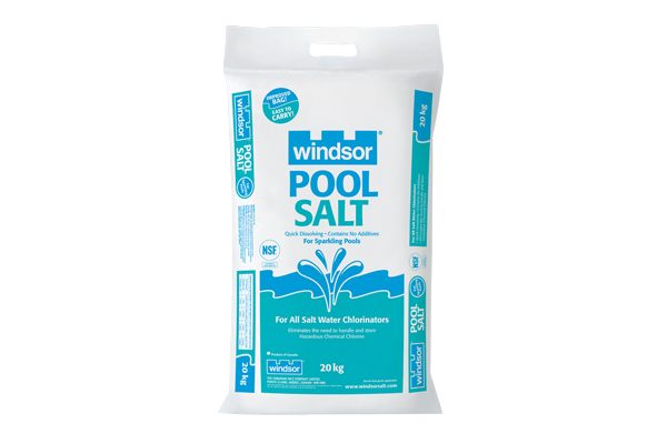 Windsor Pool Salt Bag