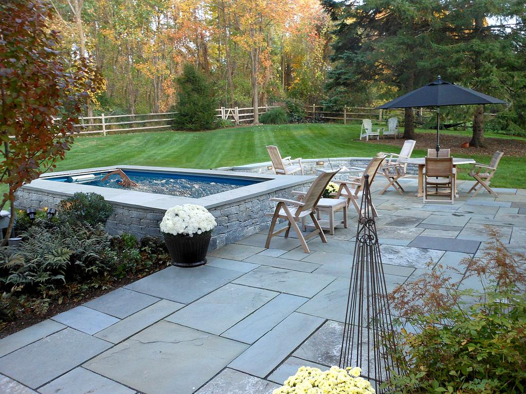 Original endless pools boldt pools and spas for Pool of pools