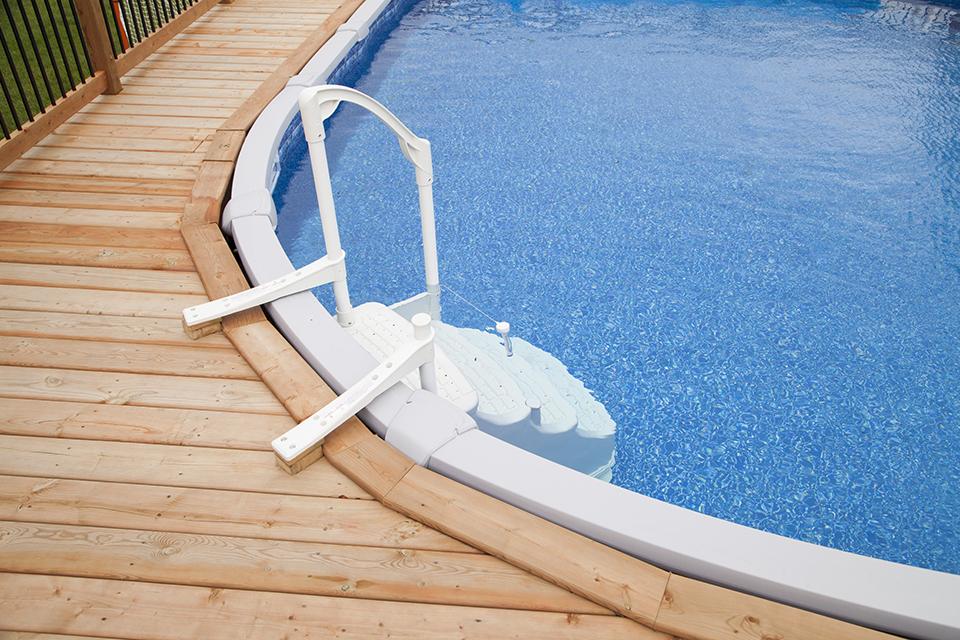 Aqua Leader Phantom Above Ground Swimming Pool