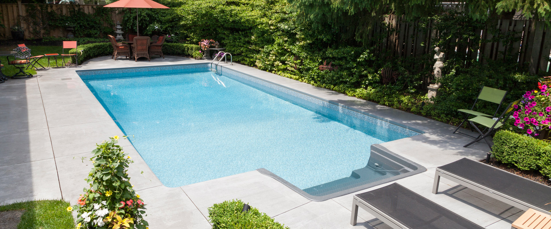 The De Graafs Inground Pool Showcase Boldt Pools Amp Spas