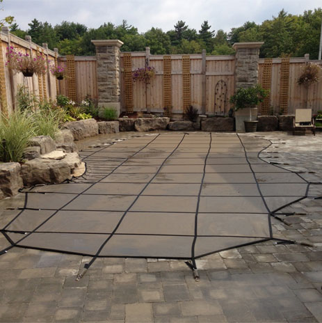 Pioneer Pools Safety Cover