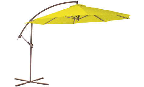 10' OCTAGONAL SUSPENSION UMBRELLAS