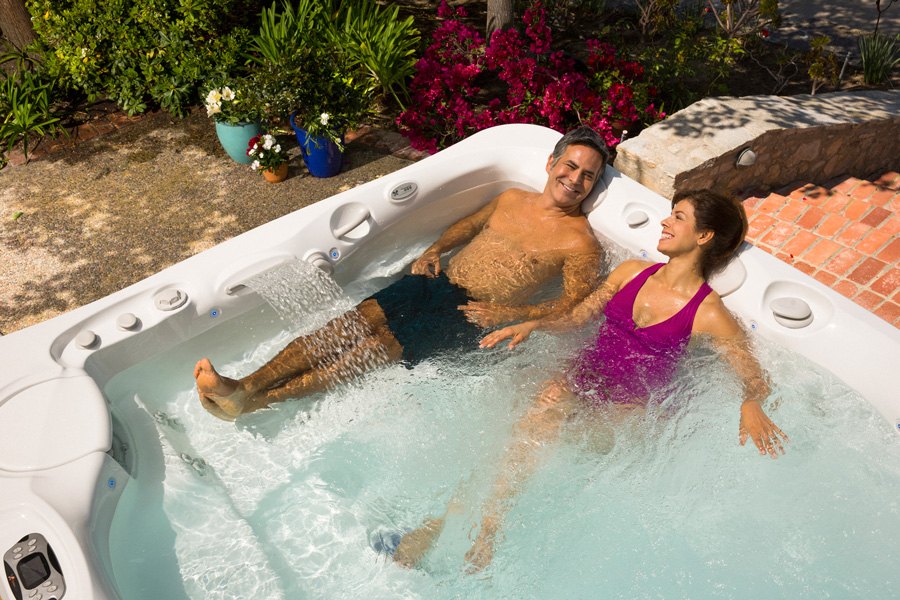2016 Caldera Utopia Cantabria Hot Tub - Boldt Pools & Spas - Gallery