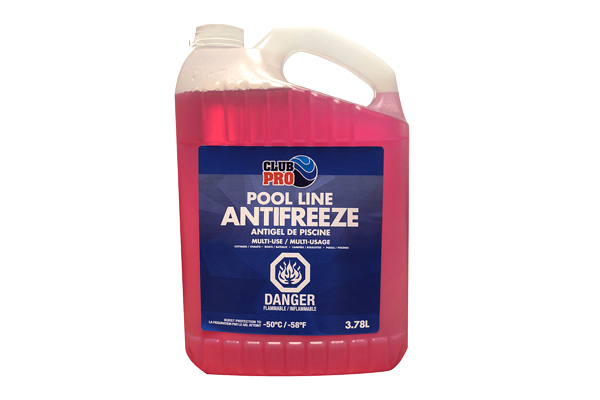 club pro anti freeze