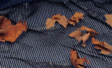 leaf net covers
