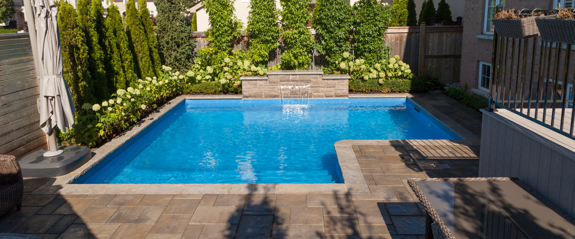 The Mcarters Inground Pool Showcase Boldt Pools Amp Spas