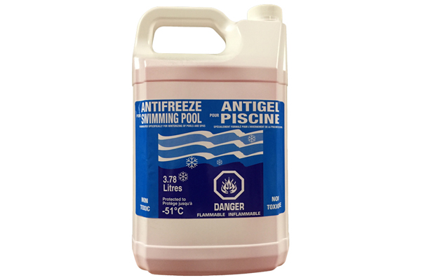 Pool Liner Antifreeze