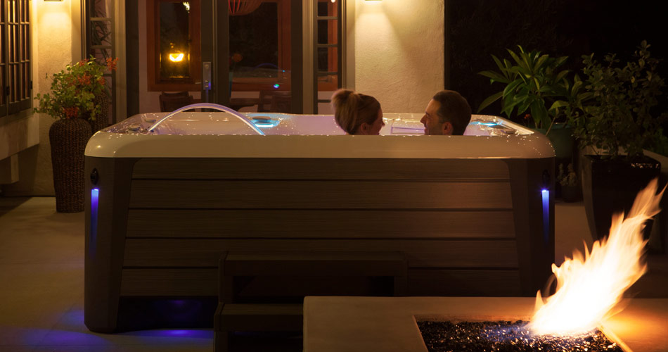 Aria NXT Hot Tub by Hot Spring Spas - Boldt Pools and Spa - Gallery