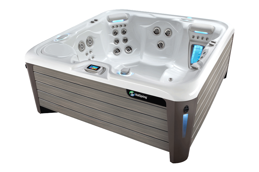 Aria NXT Hot Tub by Hot Spring Spas - Boldt Pools and Spa