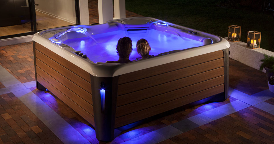 Vanguard NXT Hot Tub from HotSpring Spas - Boldt Pools & Spas - Gallery