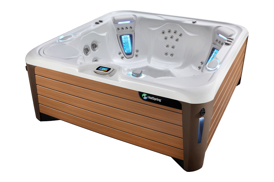 Vanguard NXT Hot Tub from HotSpring Spas - Boldt Pools & Spas