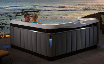 Hot tub cost - location