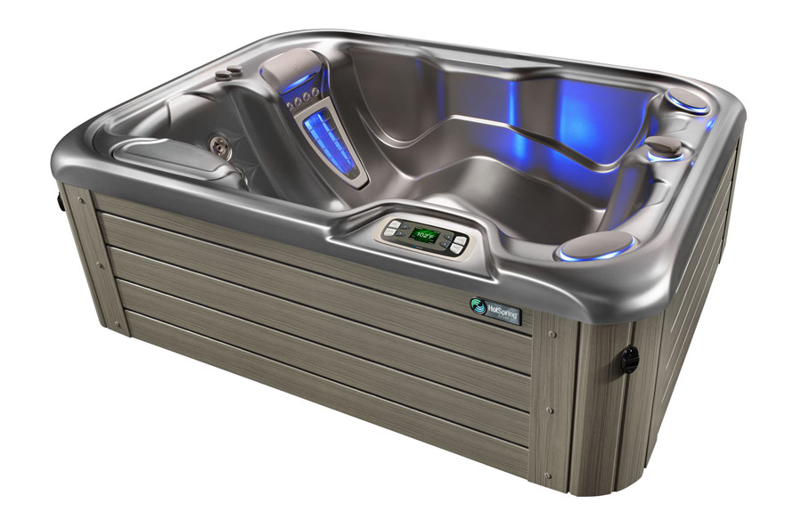 Hot Spring Highlife Jetsetter 3 Person Hot Tub