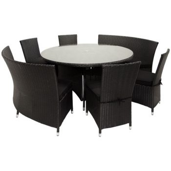 St. Thomas 7 piece dining group