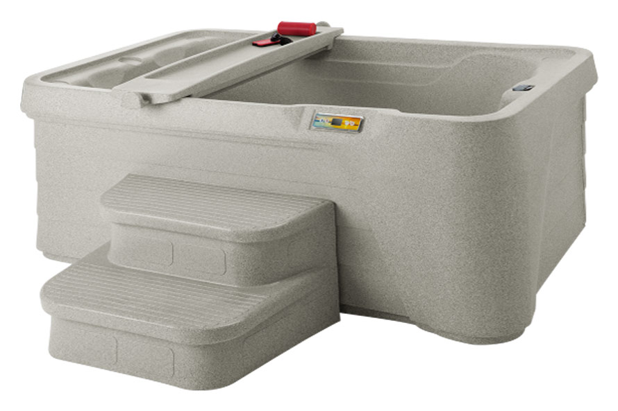 Fantasy Spa Plug N Play Aspire 2 Person Hot Tub