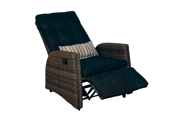 Gliding Reclining Club Chair