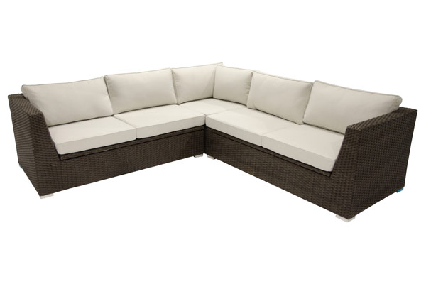 Three Piece Sectional with Storage