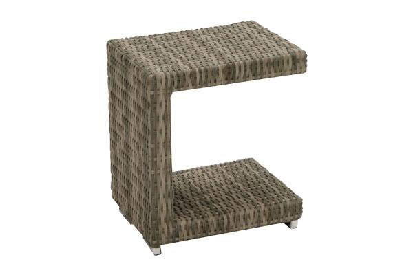 Grey Fidji 12″ x 14″ End Table