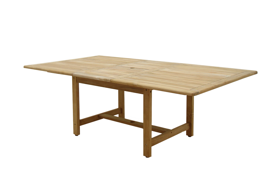 47″ X 67″/87″Extension Dining Table