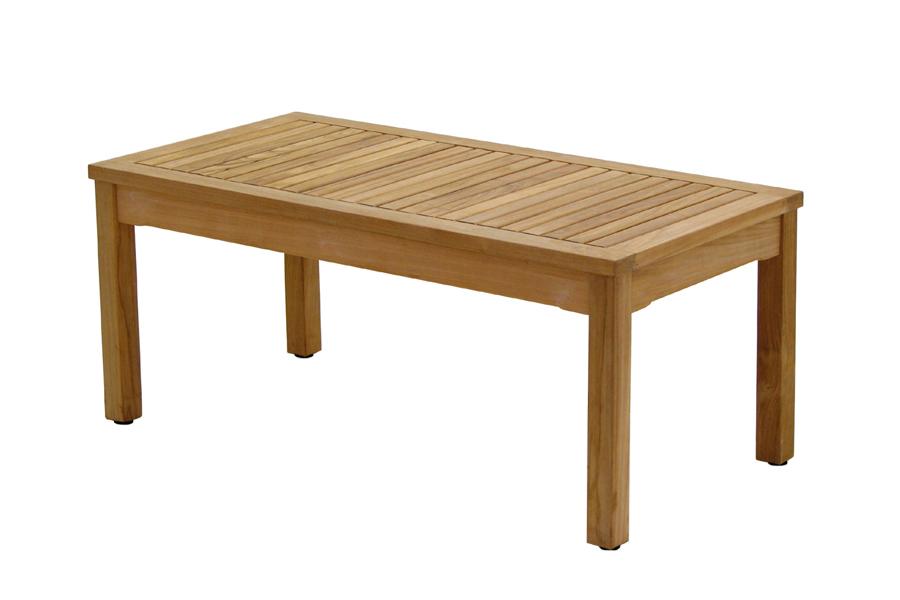 Sydney Rectangular 20″ x 39″ Coffee Table