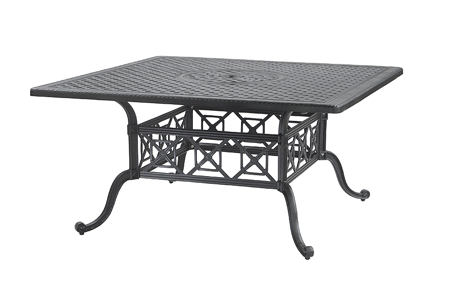 60″ Square Dining Table
