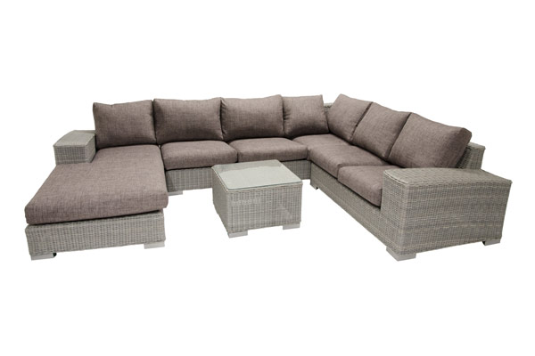 Four Piece Oversized Sectional