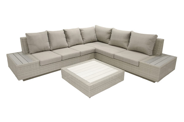 L.A. 4-Piece Sectional