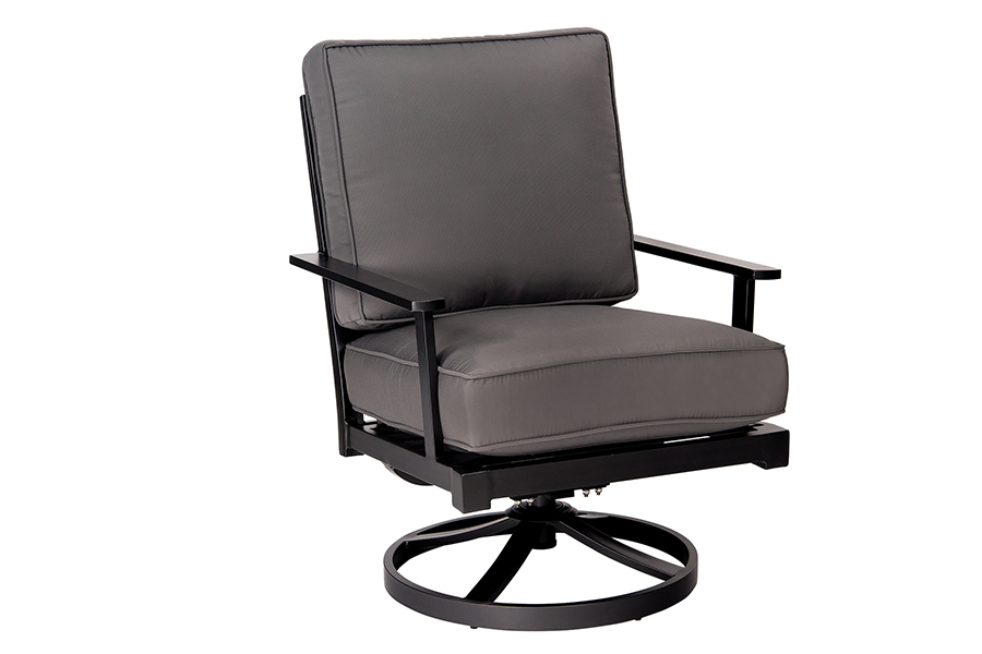 Lake Lure Swivel Rocker Lounge Chair