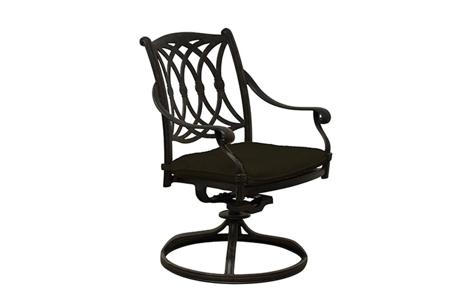 Paris Swivel Rocking Chair