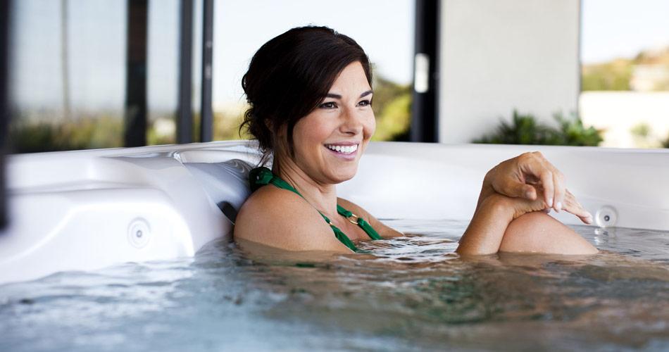 Caldera Vacanza Tarino 5 Person Hot Tub - Gallery