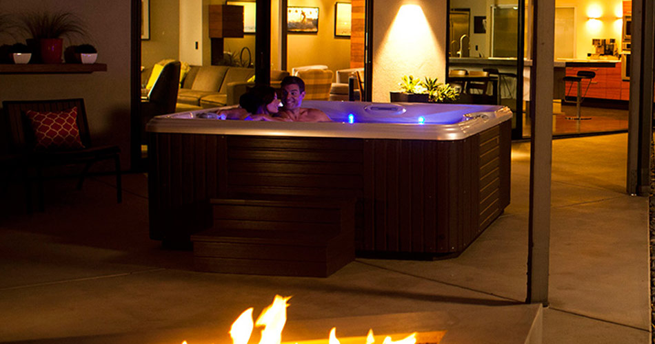 Caldera Vacanza Tarino 5 Person Hot Tub  - Gallery