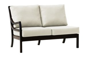 2 Seat Left Loveseat Sectional
