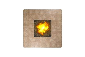 Regent Fire Pit Top