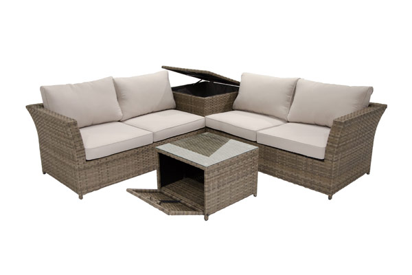 San Marco 4-Piece Sectional
