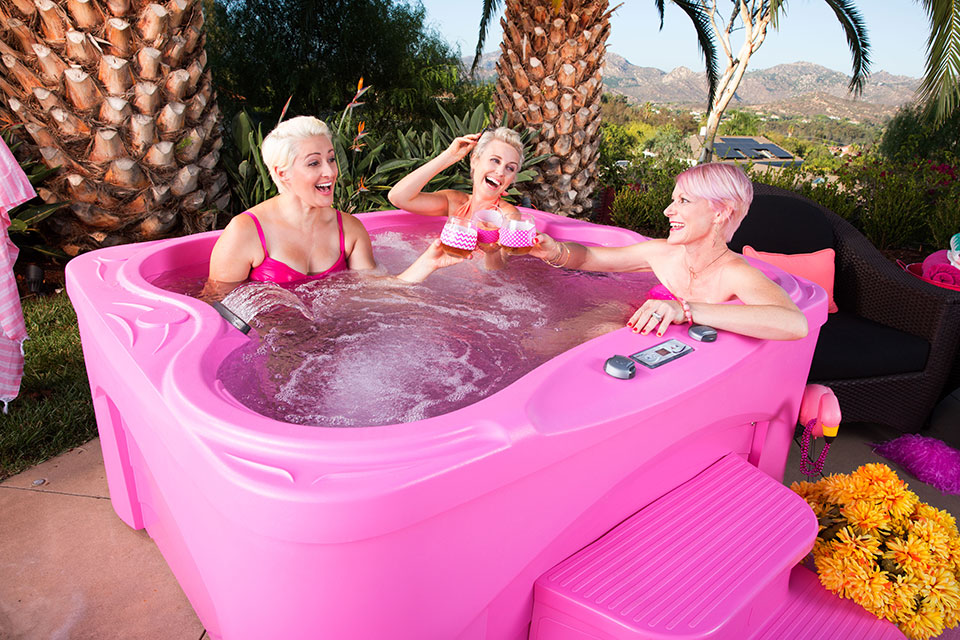 Spas for a Cause - Gallery Image