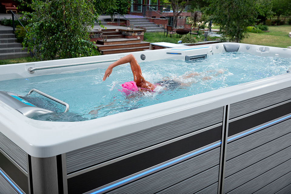 E700 Endless Pool Fitness System - Boldt Pools and Spa - Gallery