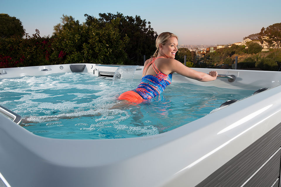 X500 SwimCross™ Exercise Systems - Boldt Pools & Spas - Gallery