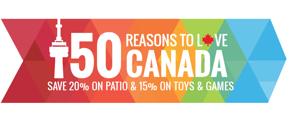 Canada Day Sale 2017