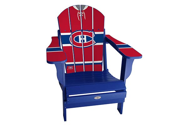 Montréal Canadiens Sports Chair